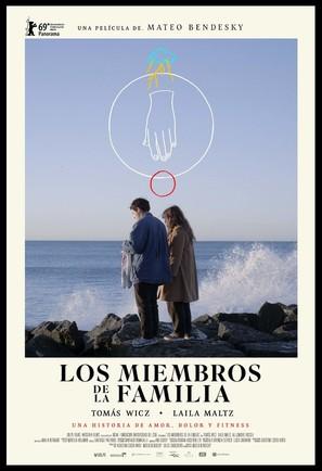 Los miembros de la familia - Argentinian Movie Poster (thumbnail)