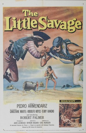 Little Savage - Movie Poster (thumbnail)