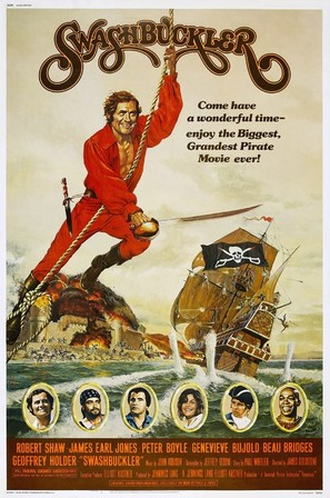 Swashbuckler - Movie Poster (thumbnail)