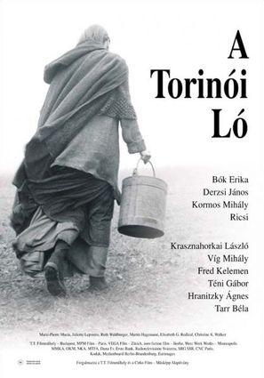 A torinói ló - Hungarian Movie Poster (thumbnail)