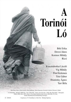A torinói ló - Hungarian Movie Poster (thumbnail)