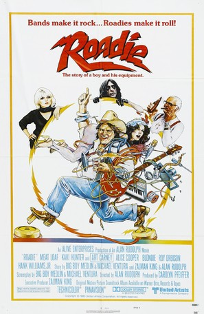 Roadie - Movie Poster (thumbnail)