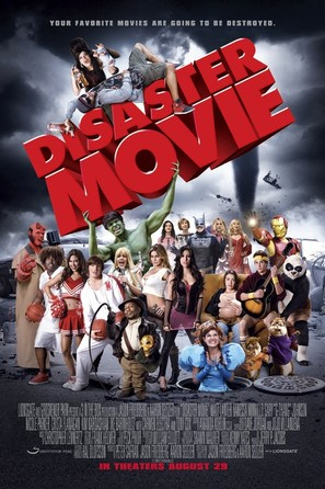 Disaster Movie - Movie Poster (thumbnail)