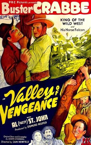 Valley of Vengeance - Movie Poster (thumbnail)