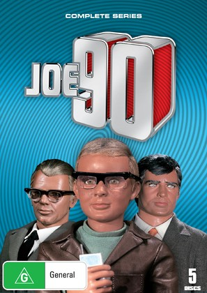 """Joe 90"" - Australian DVD cover (thumbnail)"