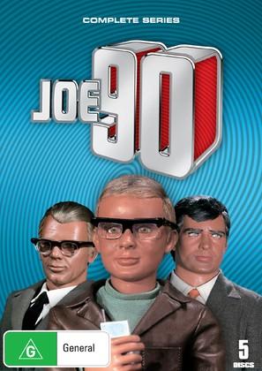 """Joe 90"" - Australian DVD movie cover (thumbnail)"