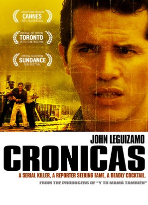 Cronicas - Movie Poster (thumbnail)