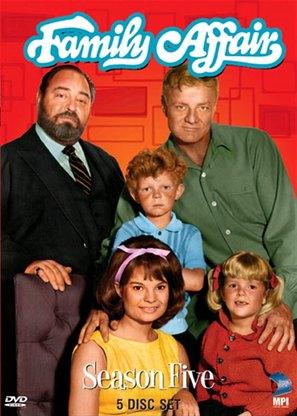 """Family Affair"" - DVD movie cover (thumbnail)"