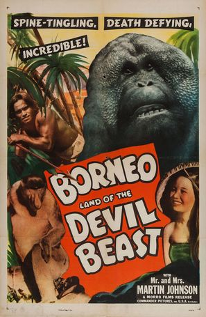 Borneo - Re-release movie poster (thumbnail)