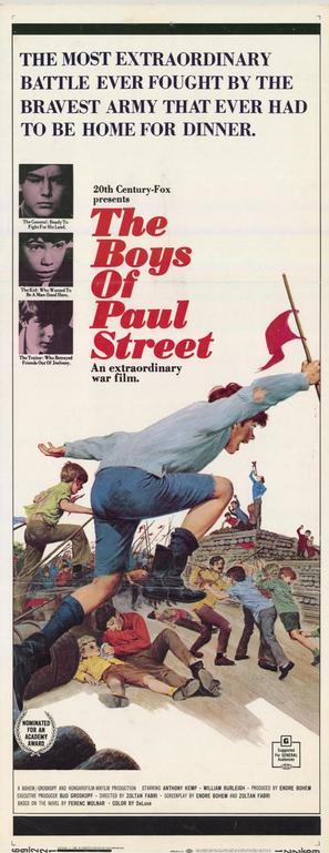 A Pál-utcai fiúk - Movie Poster (thumbnail)