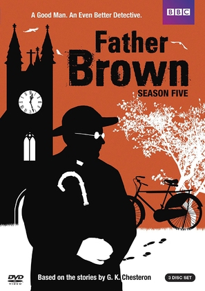 """""""Father Brown"""" - British DVD movie cover (thumbnail)"""