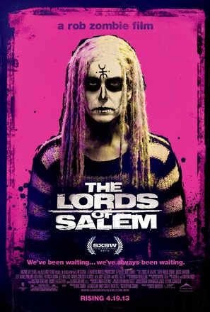 The Lords of Salem - Movie Poster (thumbnail)