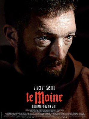 Le moine - French Movie Poster (thumbnail)
