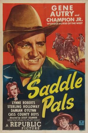 Saddle Pals - Movie Poster (thumbnail)