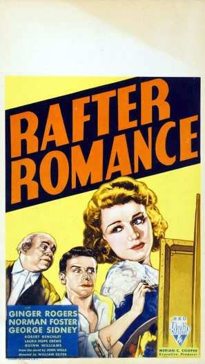 Rafter Romance - Movie Poster (thumbnail)
