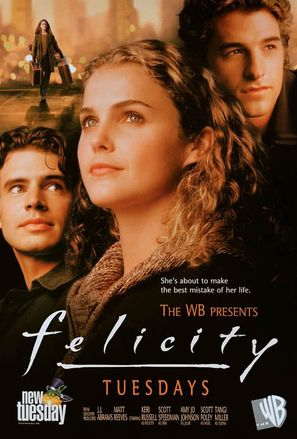 """Felicity"" - Movie Poster (thumbnail)"