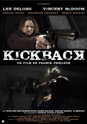 Kickback - French Movie Poster (thumbnail)