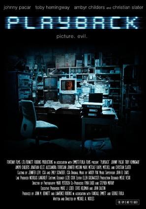 Playback - Movie Poster (thumbnail)