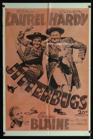 Jitterbugs - Movie Poster (thumbnail)