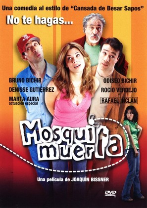Mosquita muerta - Mexican Movie Cover (thumbnail)