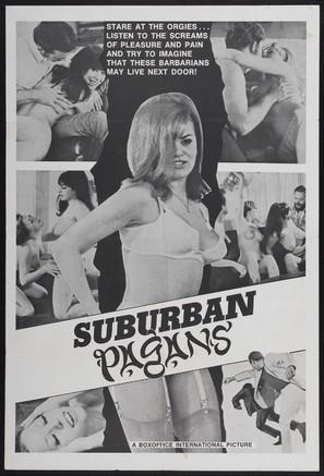 Suburban Pagans - Movie Poster (thumbnail)