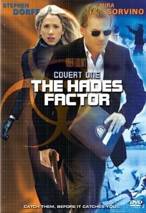 Covert One: The Hades Factor - DVD movie cover (thumbnail)