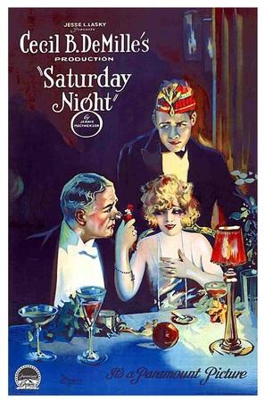 Saturday Night - Movie Poster (thumbnail)