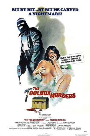 The Toolbox Murders - Theatrical poster (thumbnail)