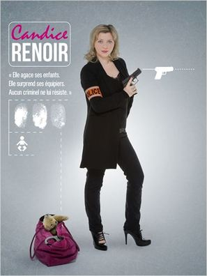 """Candice Renoir"" - French Movie Poster (thumbnail)"