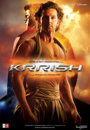 Krrish - Indian Movie Poster (thumbnail)
