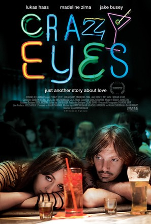Crazy Eyes - Movie Poster (thumbnail)