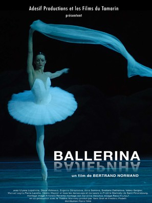 Ballerina - French Movie Poster (thumbnail)