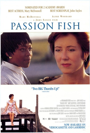 Passion Fish - Movie Poster (thumbnail)