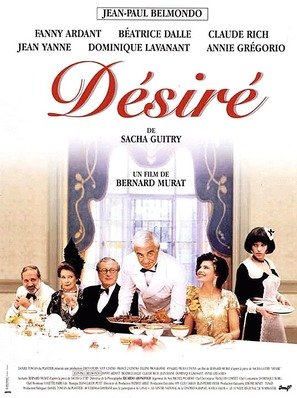 Désiré - French Movie Poster (thumbnail)