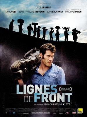 Lignes de front - French Movie Poster (thumbnail)