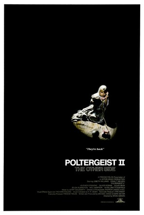 Poltergeist II: The Other Side - Movie Poster (thumbnail)