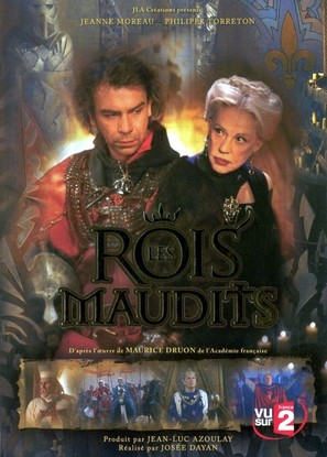 """""""Rois maudits, Les"""" - French DVD cover (thumbnail)"""