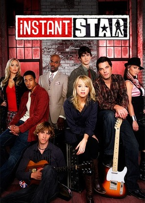 """""""Instant Star"""" - Movie Poster (thumbnail)"""