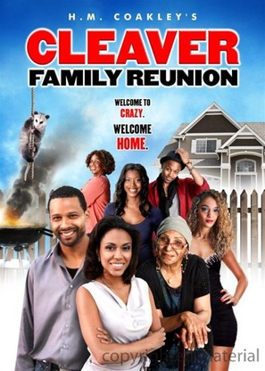 Cleaver Family Reunion - DVD cover (thumbnail)
