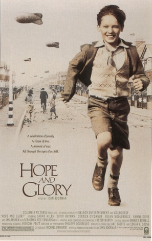 Hope and Glory - Movie Poster (thumbnail)