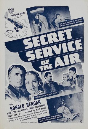 Secret Service of the Air - Movie Poster (thumbnail)