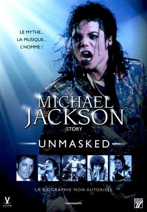 Michael Jackson Unmasked - French Movie Cover (thumbnail)