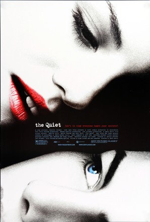 The Quiet - Movie Poster (thumbnail)