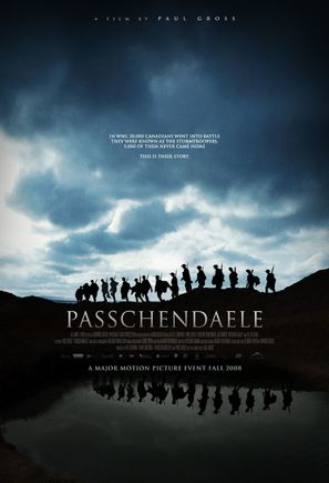 Passchendaele - Canadian Movie Poster (thumbnail)
