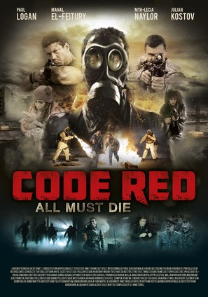 Code Red - Movie Poster (thumbnail)