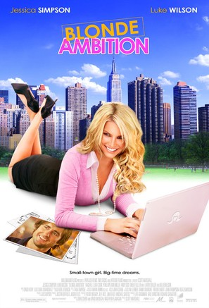 Blonde Ambition - Movie Poster (thumbnail)