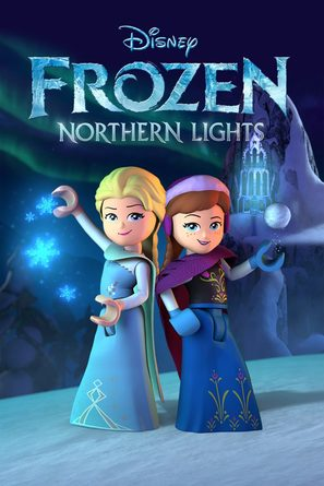 Lego Frozen Northern Lights - Video on demand movie cover (thumbnail)