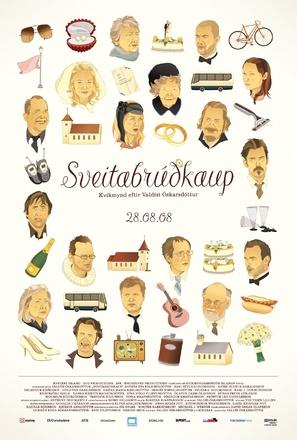 Country Wedding - Icelandic Movie Poster (thumbnail)