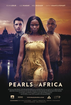 Pearls of Africa - British Movie Poster (thumbnail)