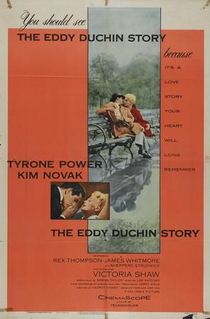 The Eddy Duchin Story - Movie Poster (thumbnail)